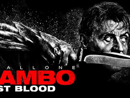 Noob Reviews: Rambo: Last Blood