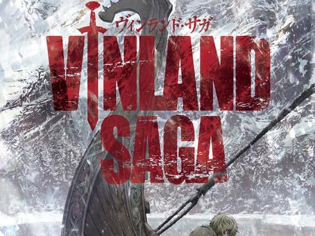 Noob Reviews: Vinland Saga (Season 01) | Continued