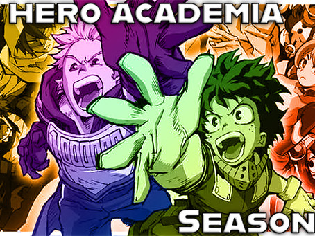 Noob Reviews: My Hero Academia (Season 04)