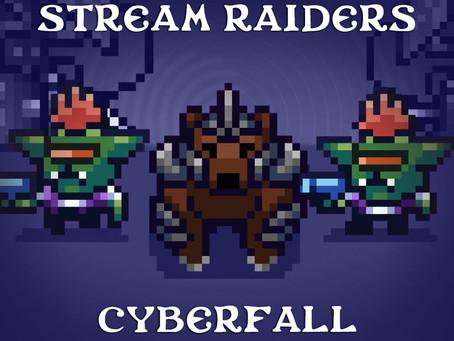 Cyberfall is where we start...