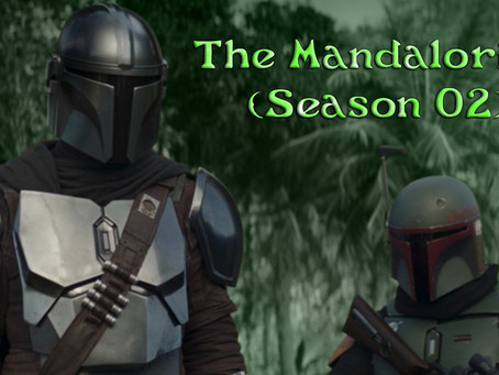 Noob Reviews: The Mandalorian (Season 02)