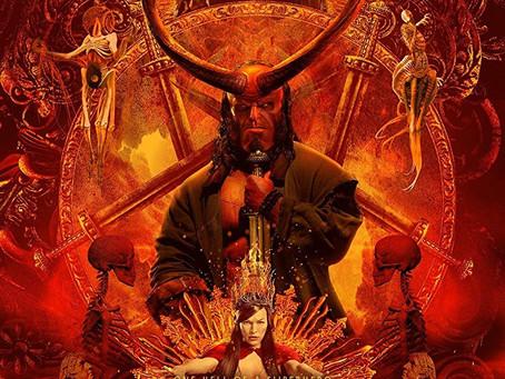 Noob Reviews: Hellboy (2019)