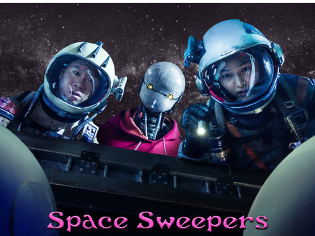 Noob Reviews: Space Sweepers