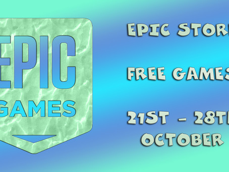 Epic Store Free Games (21st to the 28th of October)