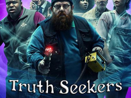 Noob Reviews: Truth Seekers (Season 01)