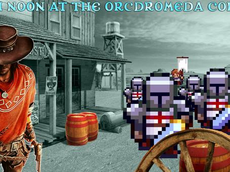 High Noon At The Orcdromeda Corral