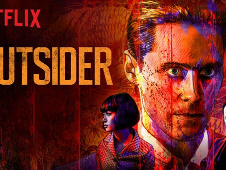 Noob Reviews: The Outsider (2018)