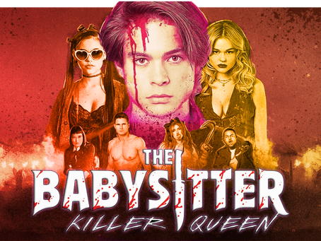 Noob Reviews: The Babysitter: Killer Queen (2020)