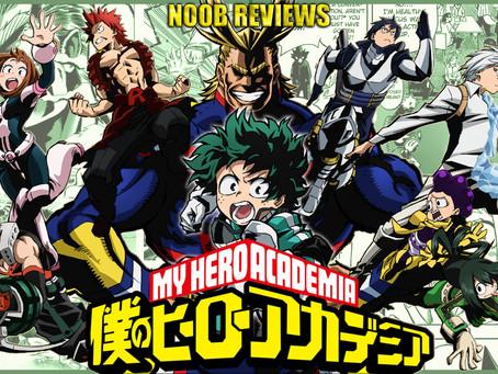 Noob Reviews: My Hero Academia (Season 02)