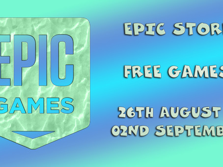 Epic Store Free Game (26th of August to the 02nd of September)