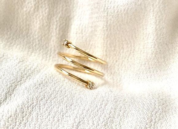 Thin Wrap Ring
