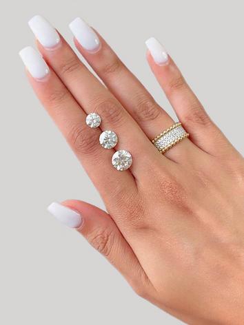 Engagement Ring Diamonds