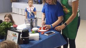 Campbellville Girl Guides Workshop
