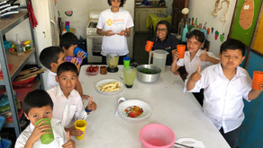 Culinary Nutrition Workshop in Guatemala