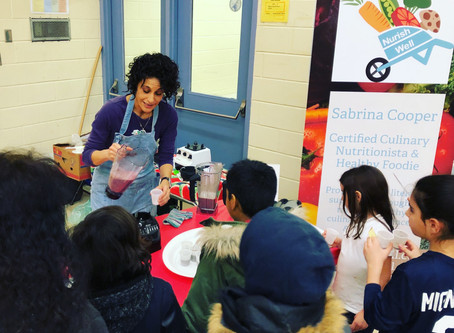 St. Wilfrid Elementary School Wellness Fair