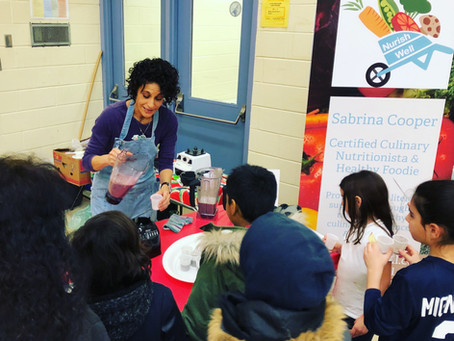 St. Wilfrid Elementary School Wellness Fair