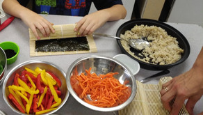 Meal Planning and workshops for Smarty Pants Summer Camp