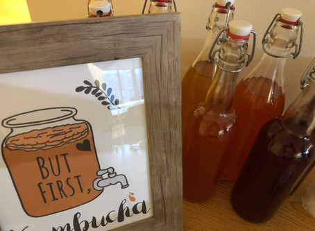 University of Toronto Kombucha Workshop