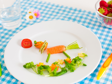 Picky Eaters: Look out!