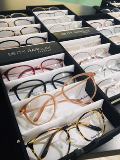 Hausmesse mit Betty Barcley Brillen