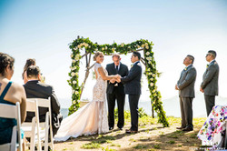 Flowers_by_Azalea_wedding_ceremony_garland_bride_groom_wedding