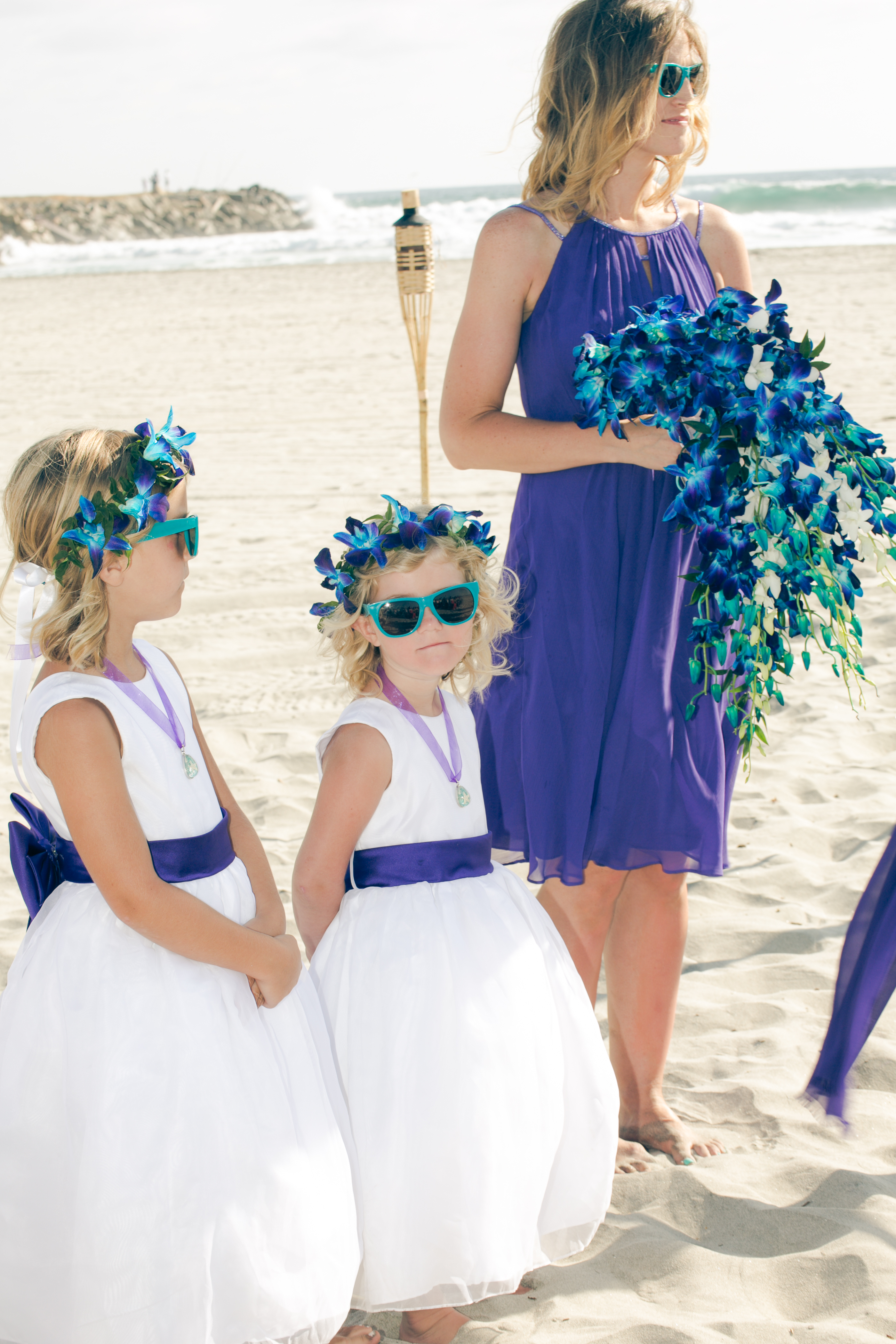 33_flowersbyazalea_beach_wedding_flowergirls_bridesmaid_turquoise_purple_orchid_