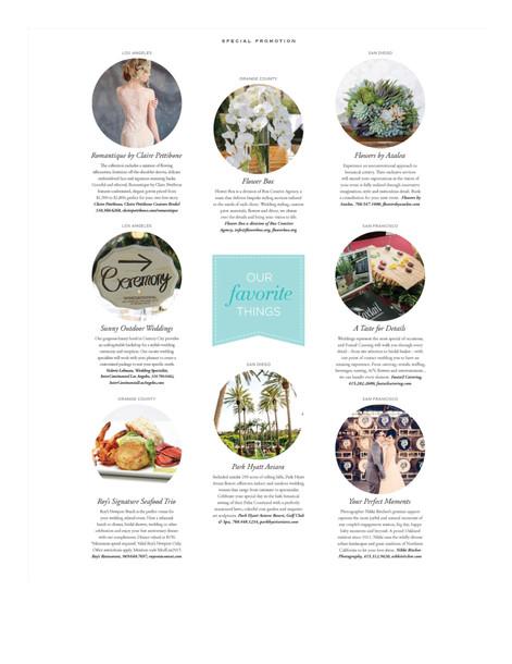 Modern Luxury Brides Cal...Edition | Mod