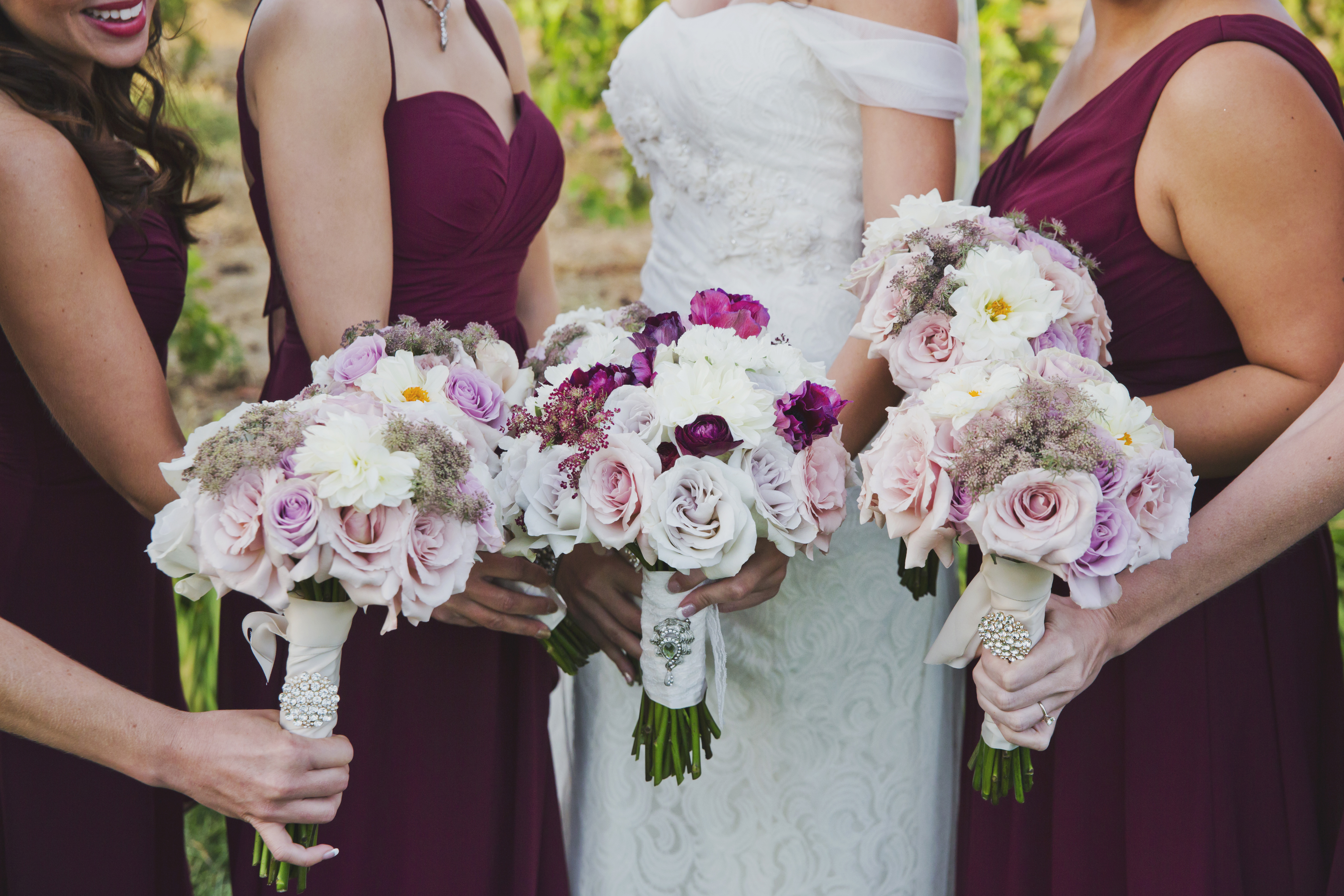 Flowers by Azalea Wedding bouquets