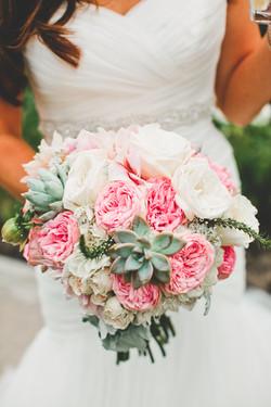 Flowers by Azalea Bride Bouquet