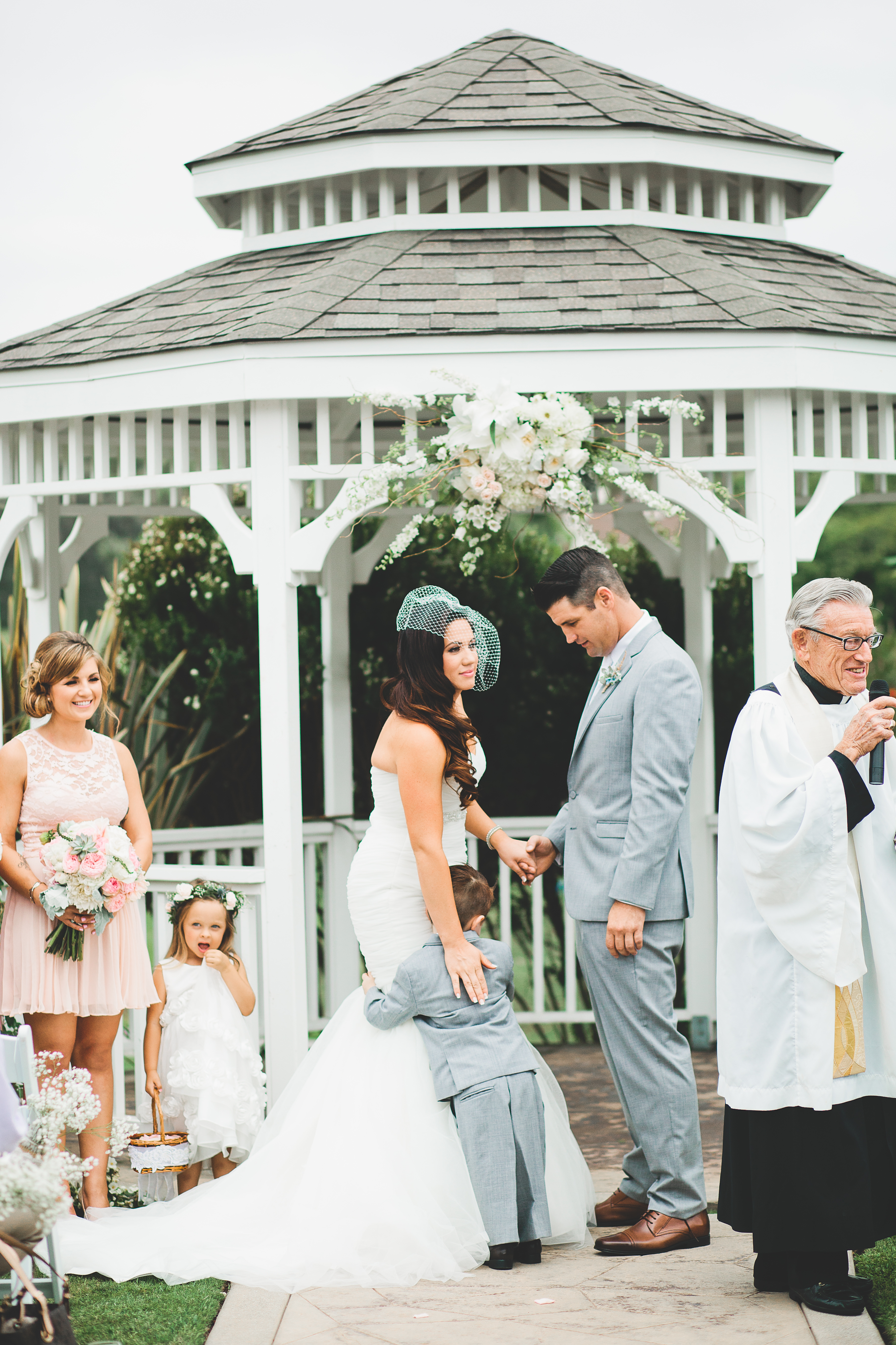 El Camino Country Club Wedding
