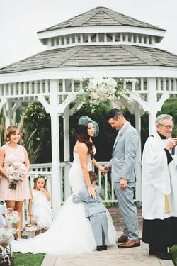 El Camino Country Club Wedding