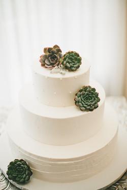 Flowers by Azalea Wedding Cake