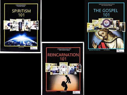 Spiritism 101 Bundle (Luis Hu)
