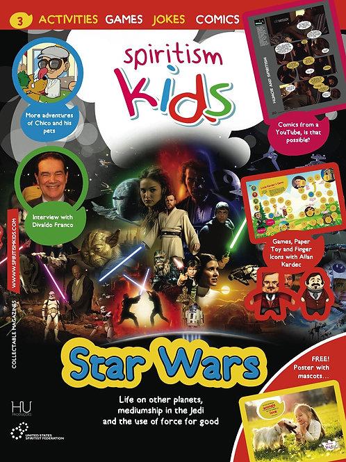 10 x Spiritism Kids Magazine #3