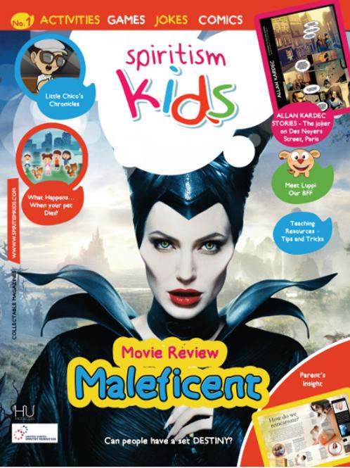 10X Spiritism Kids Magazine #1 Package