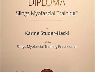 Neues Diplom: Myofasziales Training