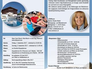Fitness und Wellness - Weekend in Österreich