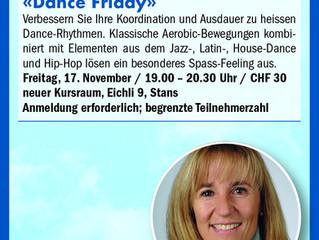 Dance Friday - Freitag, 17. November