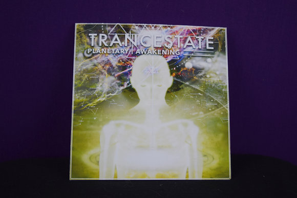 Planetary Awakening CD Gold