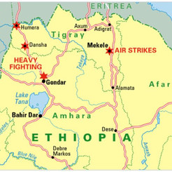 ETHIOPIA – On the war in Tigray