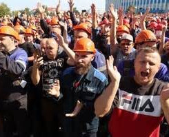BELARUS - The workers and the people will learn in their struggle the lessons of the Maidan!