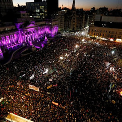 ARGENTINA: One femicide every 29 hours