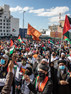 AFRICA - Many demonstrations in solidarity with Palestine against Israel's attacks