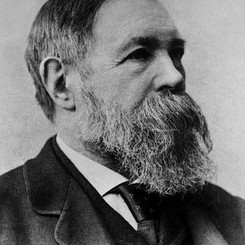 International Declaration on the 200th birthday of Frederick Engels in Spanish and German