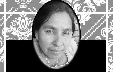 MEXICO - Hold high the life of Comrade Yola!