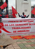 INTERNATIONAL – 1st of May 2020 report: The red flag was held high!