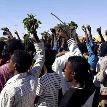 SUDAN – Rebellion against rising prices and government