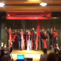 AUSTRIA - International Event on the 100th anniversary of the October Revolution