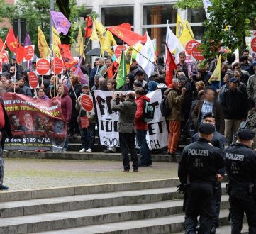 GERMANY – Three defendants of the TKP/ML process are on remand again!