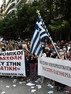 Greece - Again thousands on the streets against Covid measures